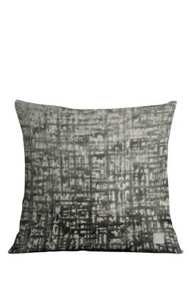 Graphic Print Cushion