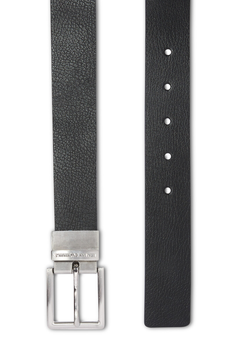 Reversible Leather Belt image number 2