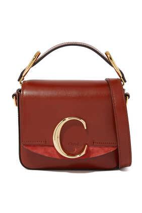 C Mini Leather Bag