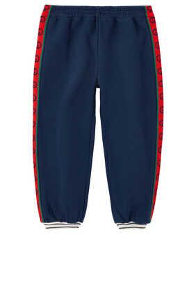 Interlocking G Cotton Jogging Pants