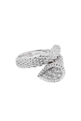 Serpent Bohème Diamond Ring