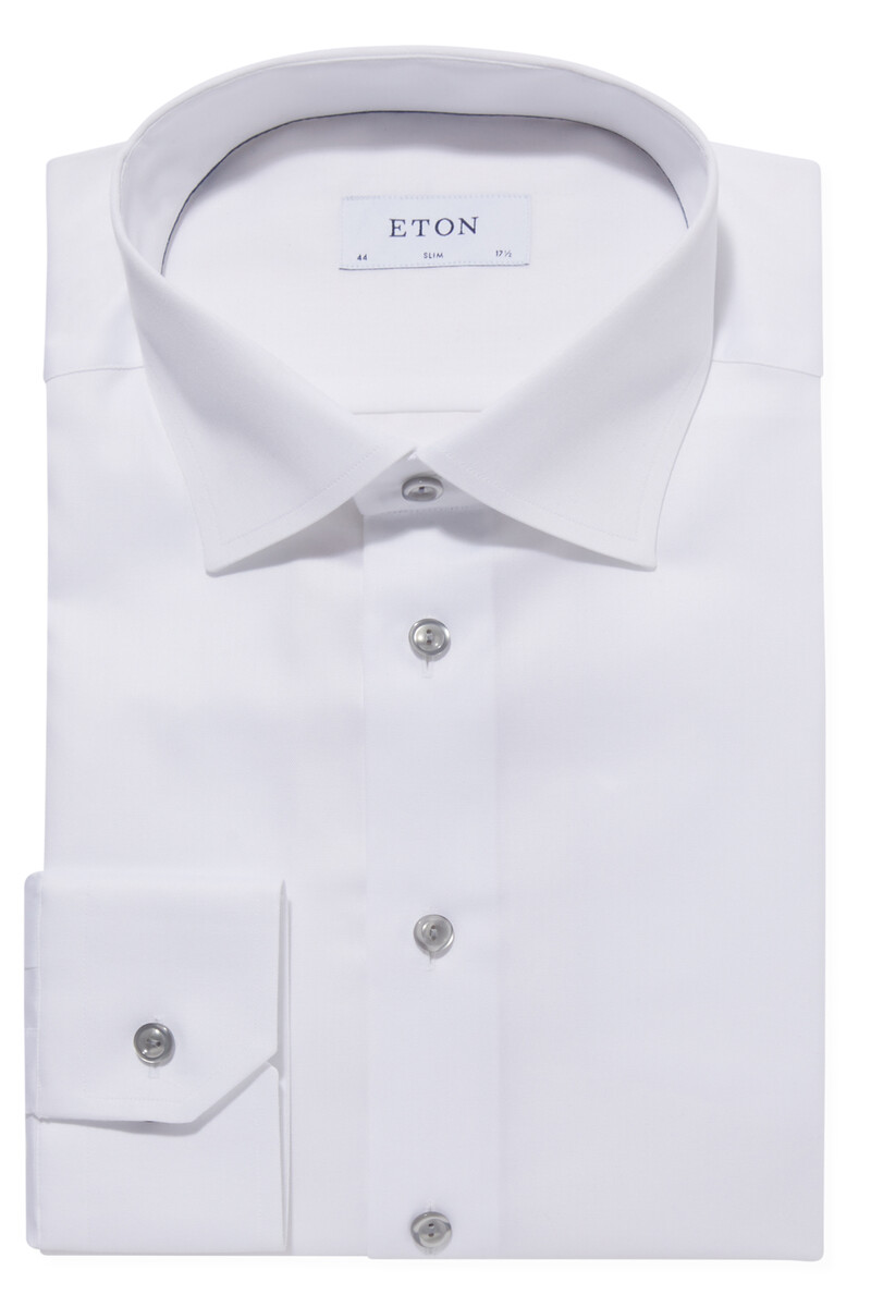 Slim Fit Signature Twill Shirt image thumbnail number 5