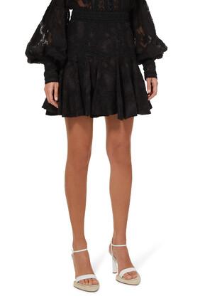 Godson Mini Lace Skirt