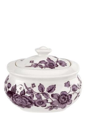 Kingsley White Sugar Bowl