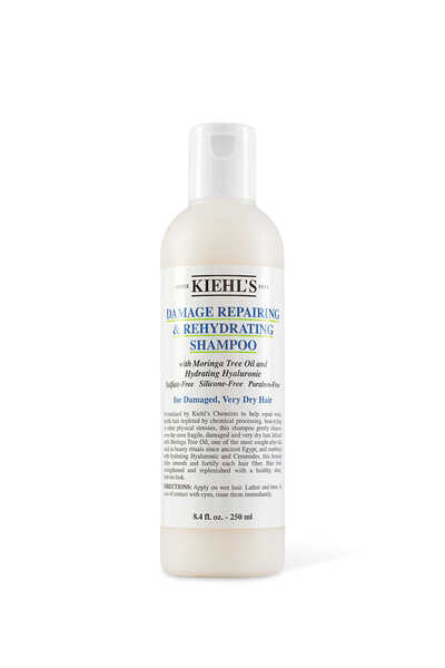 Damage Repairing And Rehydrating Shampoo