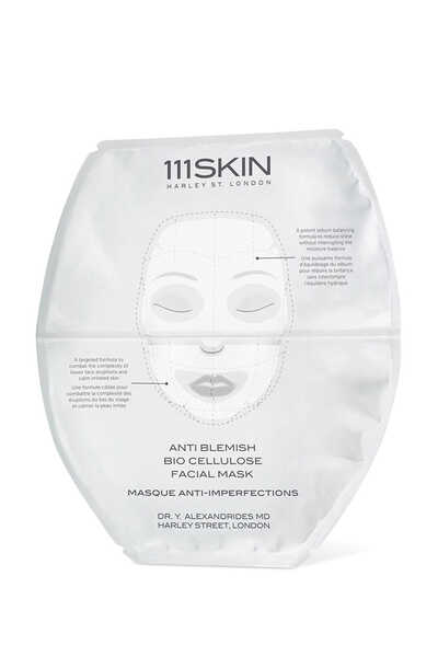 Anti Blemish Bio Cellulose Mask