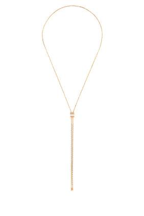 Quatre Classique Mini Tie Necklace