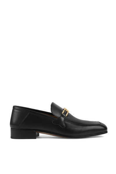 Interlocking G Loafers