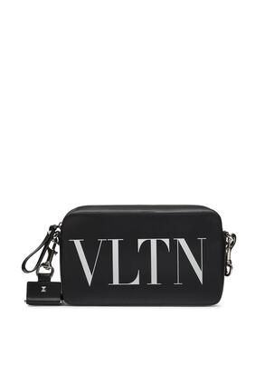 Valentino Garavani Leather Crossbody Bag