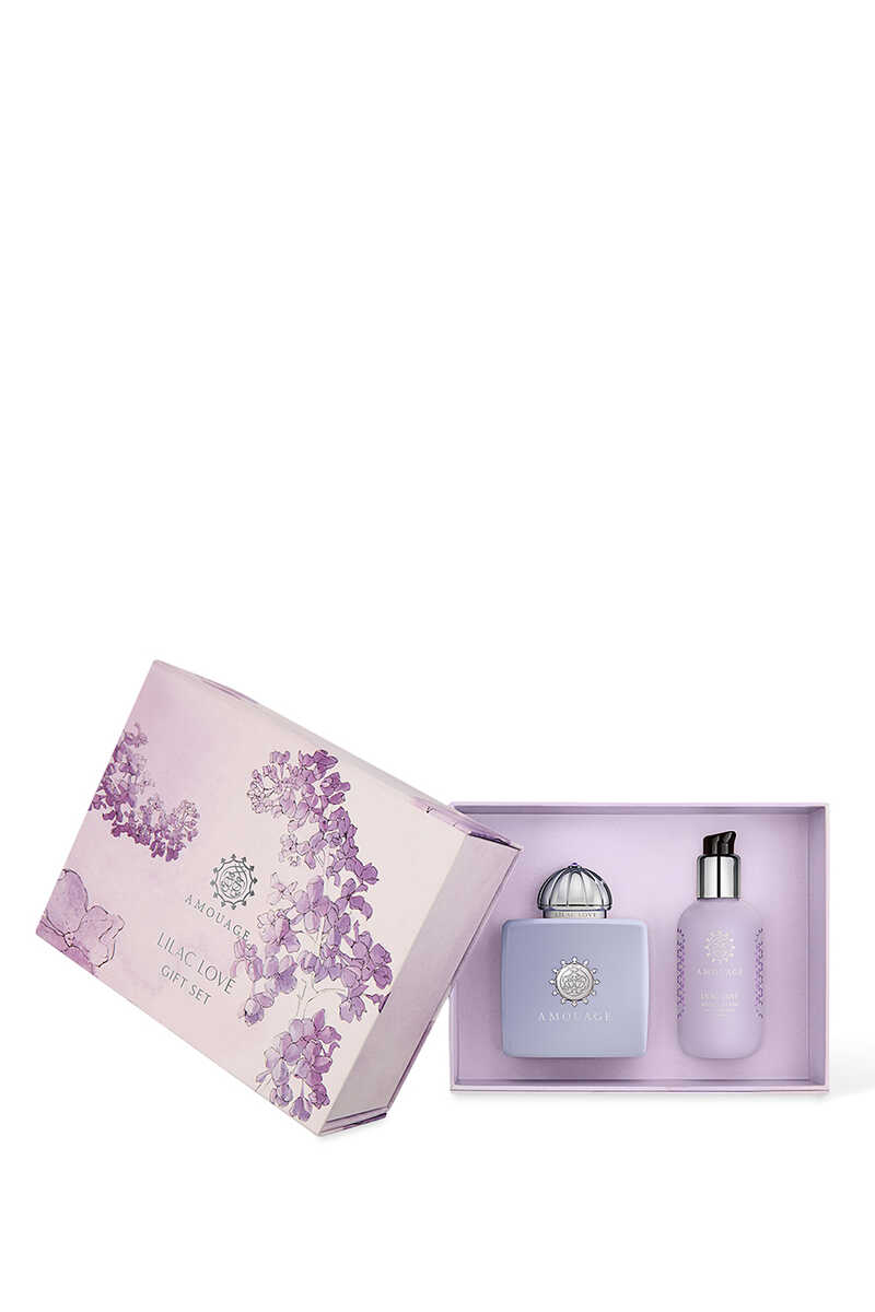 Lilac Love Giftset Eau De Parfum And Body Lotion image number 1