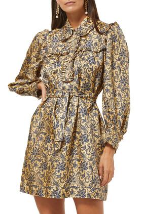 Short Printed Dress