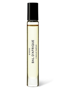 Bal d'Afrique Roll-On Perfumed Oil