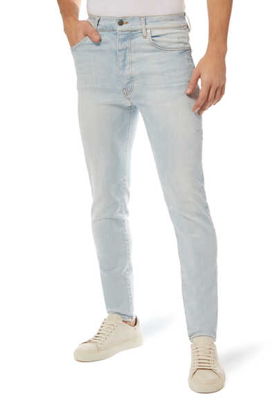 Stack Skinny Fit Jeans