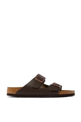 Arizona Oiled-Leather Sandals