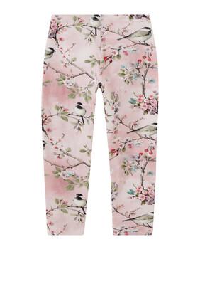 Blossom Cotton Leggings