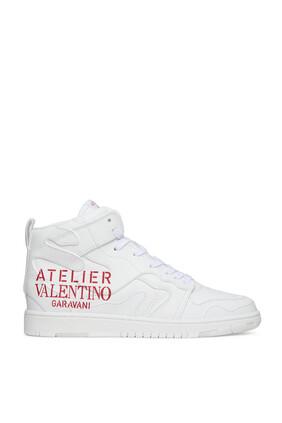Atelier Logo Sneakers