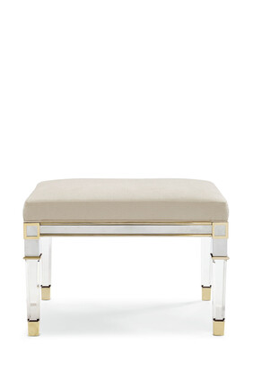Silver & Gold Bench