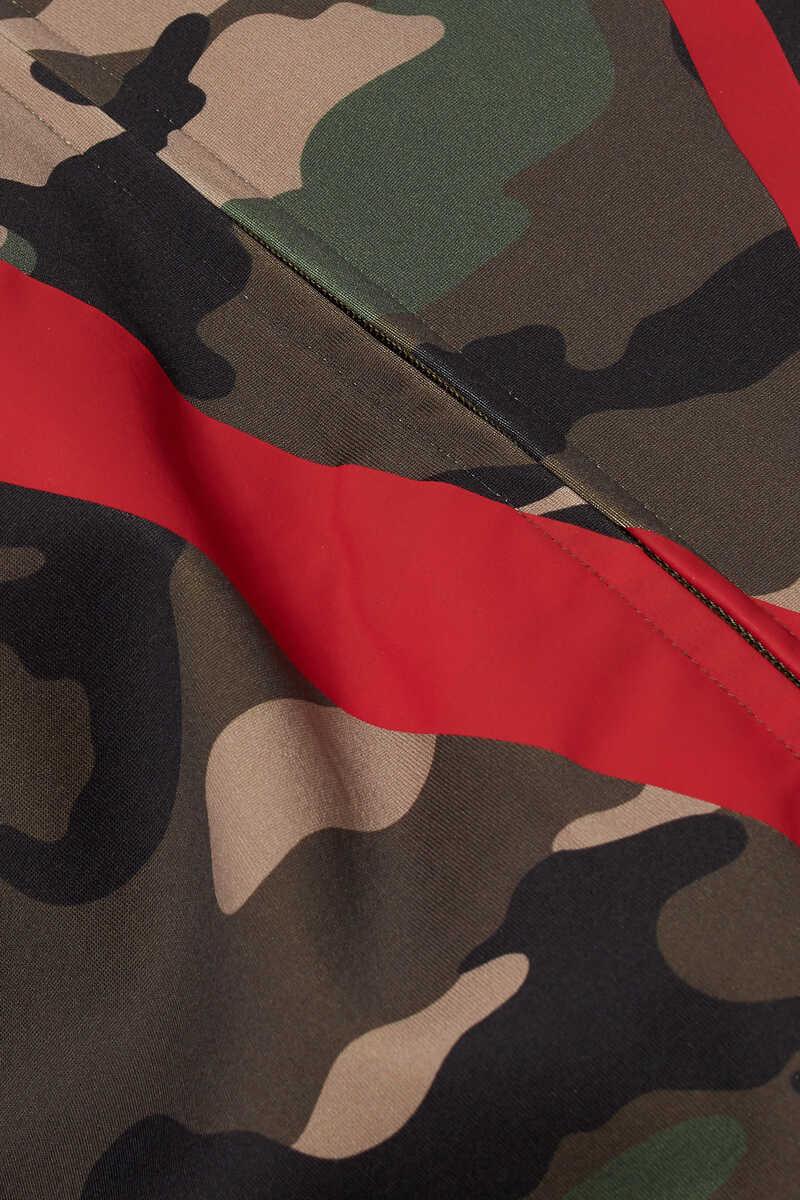 Logo Camouflage Sweatshirt image number 4