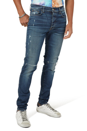 Slash Slim-Fit Jeans