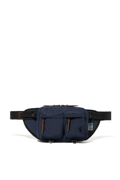 Canvas Waist Bag