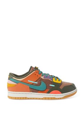 Dunk Scrap Sneakers
