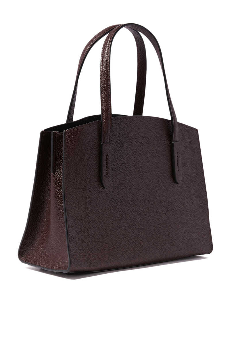 Oxblood Charlie 28 Tote Bag image thumbnail number 3