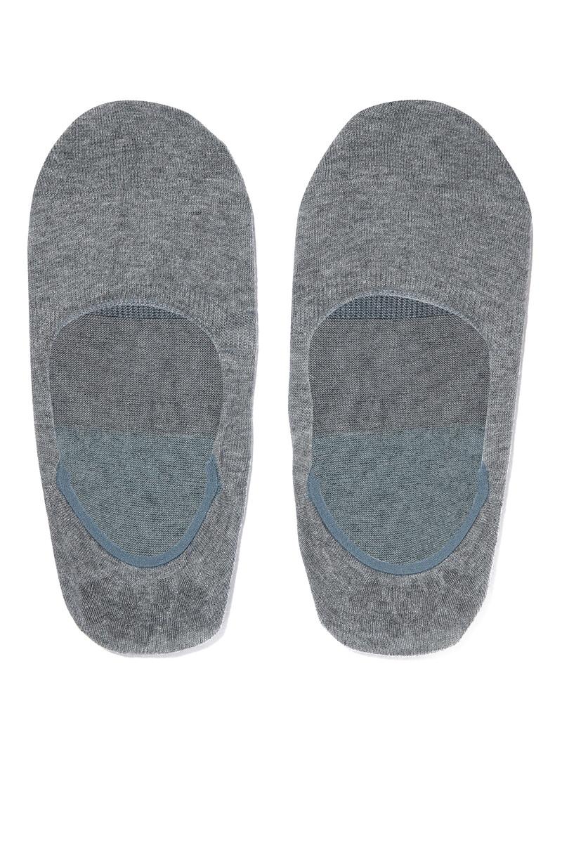 Light-Grey Step Socks image number 1