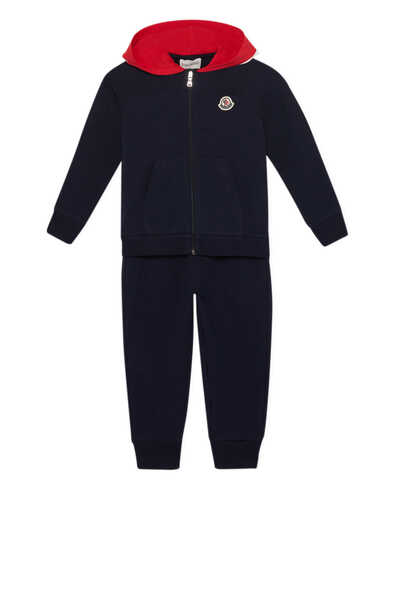 Logo Side Band Tracksuit