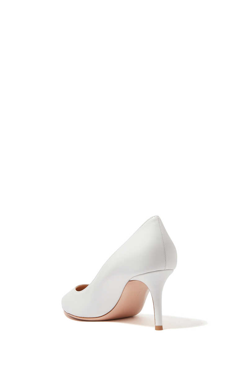 Nappa Point Toe Pumps image number 3