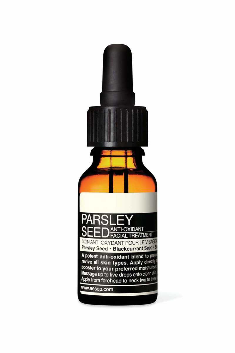 Parsley Seed Anti-Oxidant Facial Treatment image number 1