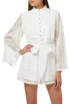 All Lace Playsuit