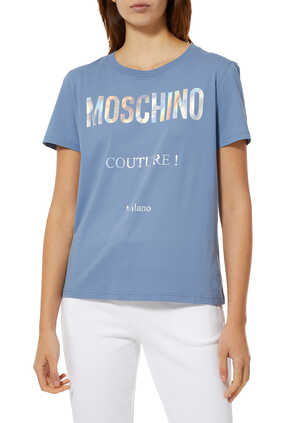 Holographic Logo T-Shirt