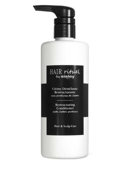 Restructuring Conditioner with Cotton Proteins