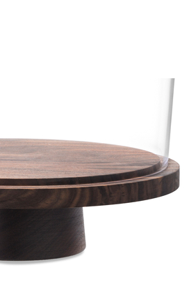 City Dome and Walnut Stand