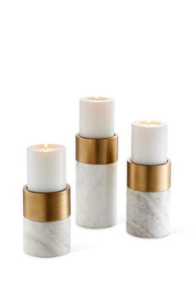Sierra Candle Holders