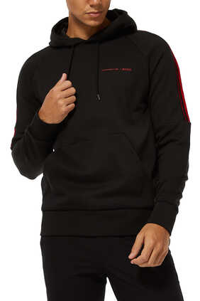 Cotton Terry Hoodie