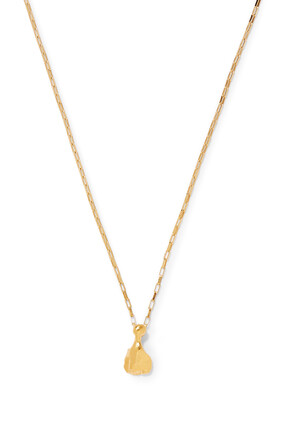 The Silhouette Of Desire Necklace