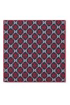 GG Diamond Silk Pocket Square