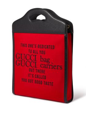 Gucci 100 Medium Tote Bag