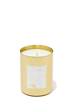 Gold Treasure Candle