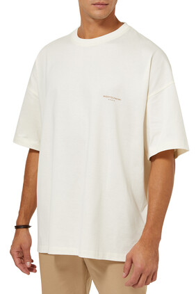 Back Embroidery T-Shirt