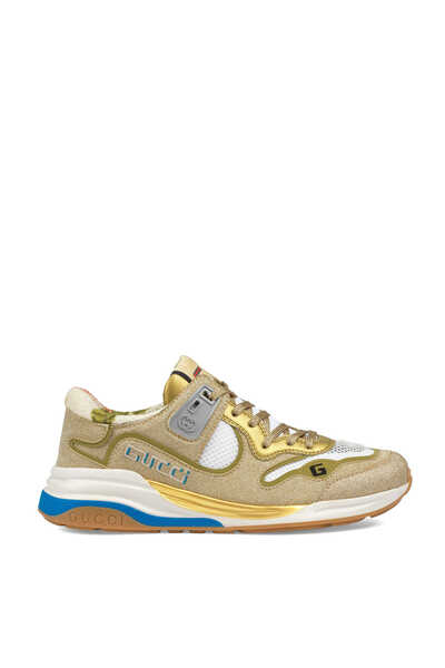 Ultrapace Metallic Sneakers