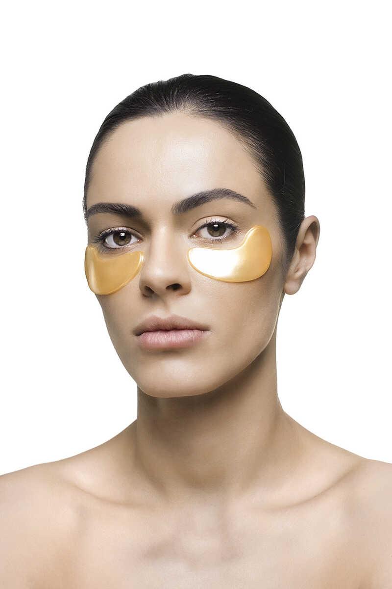 Nanogold Repair Collagen Eye Mask (6 Treatments) image number 3
