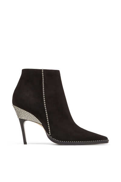 Brecken 100 Suede Ankle Boots