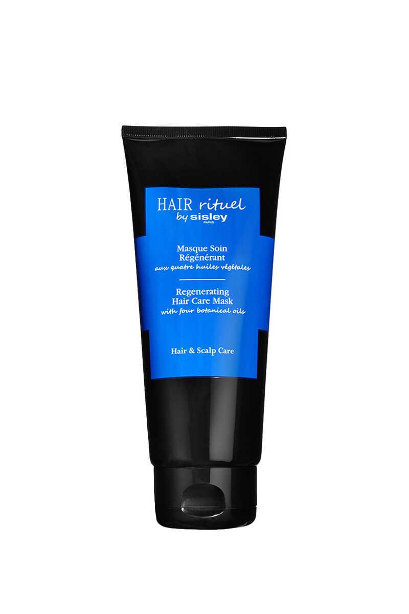 Regenerating Hair Care Mask with Botanical Oils image number 1