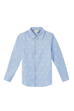 Oxford Bee Shirt