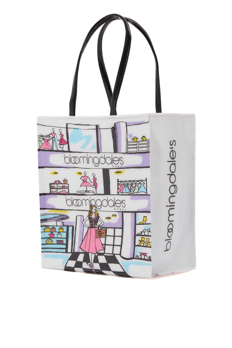 DXB Storefront Little Tote Bag image number 2