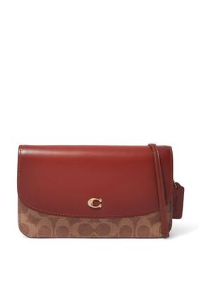 Hayden Foldover Crossbody Bag