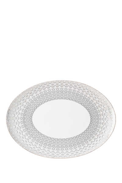 Oval Coupe Platter