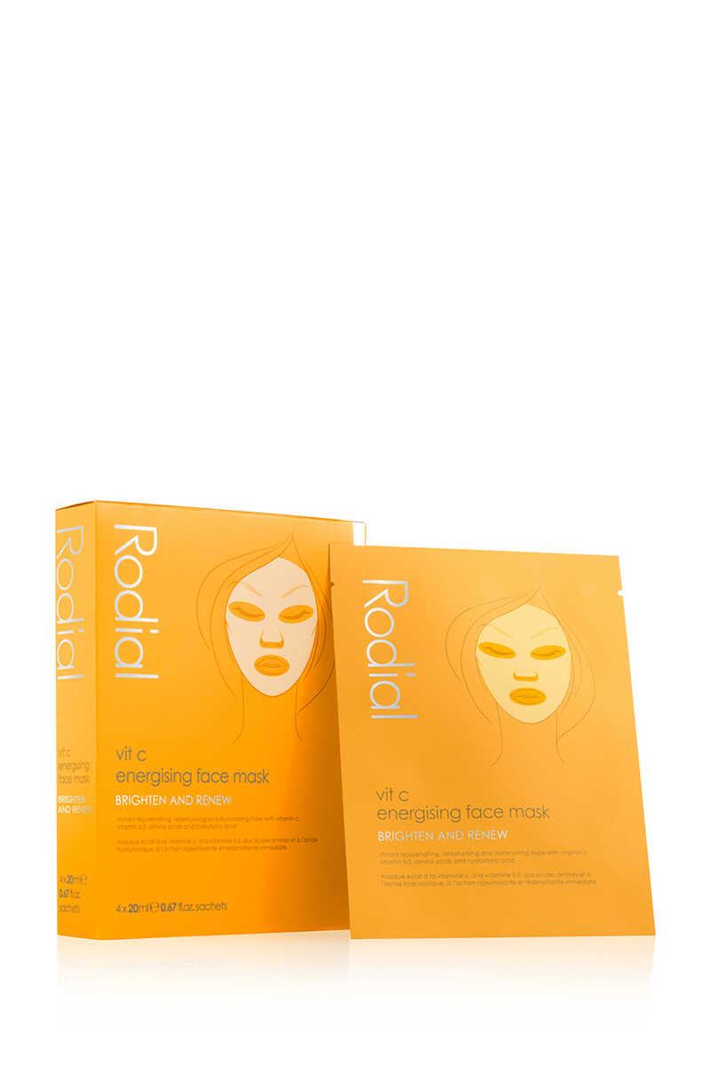 Vit C Brightening Sheet Mask (4 Treatments) image number 1